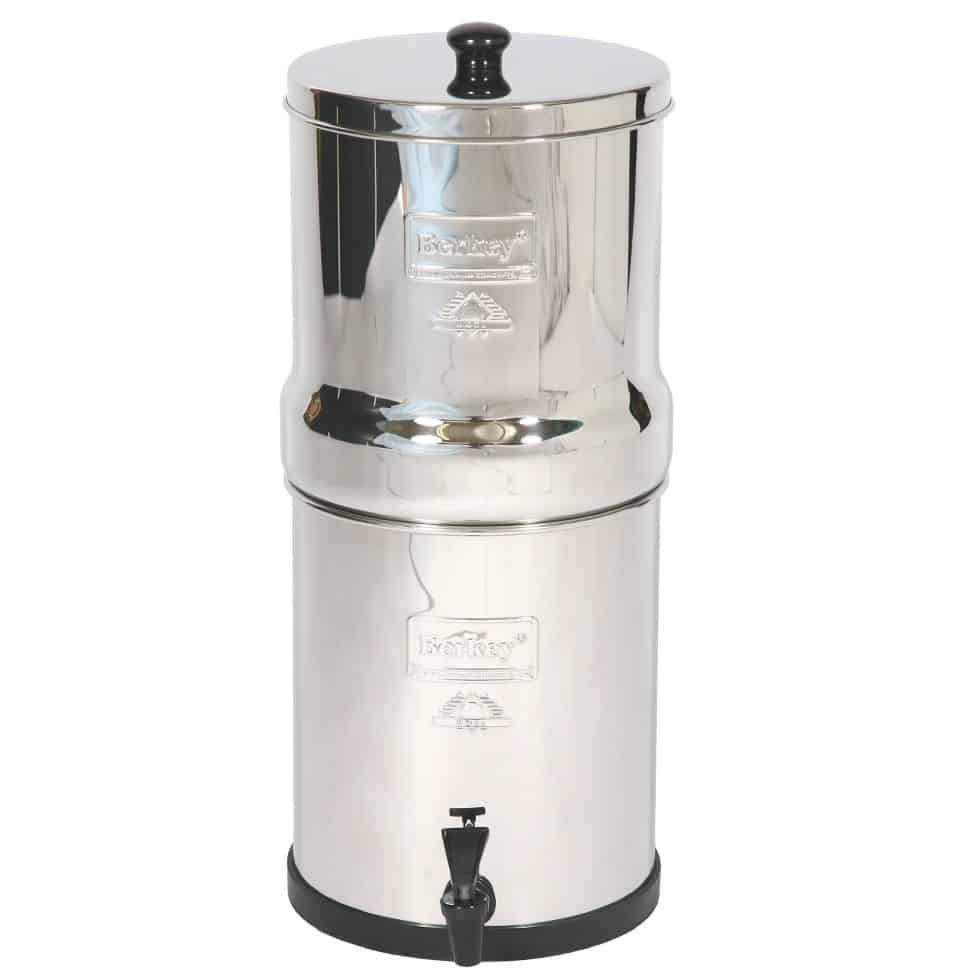 Big-Berkey-Waterfilter via A Healthy Life