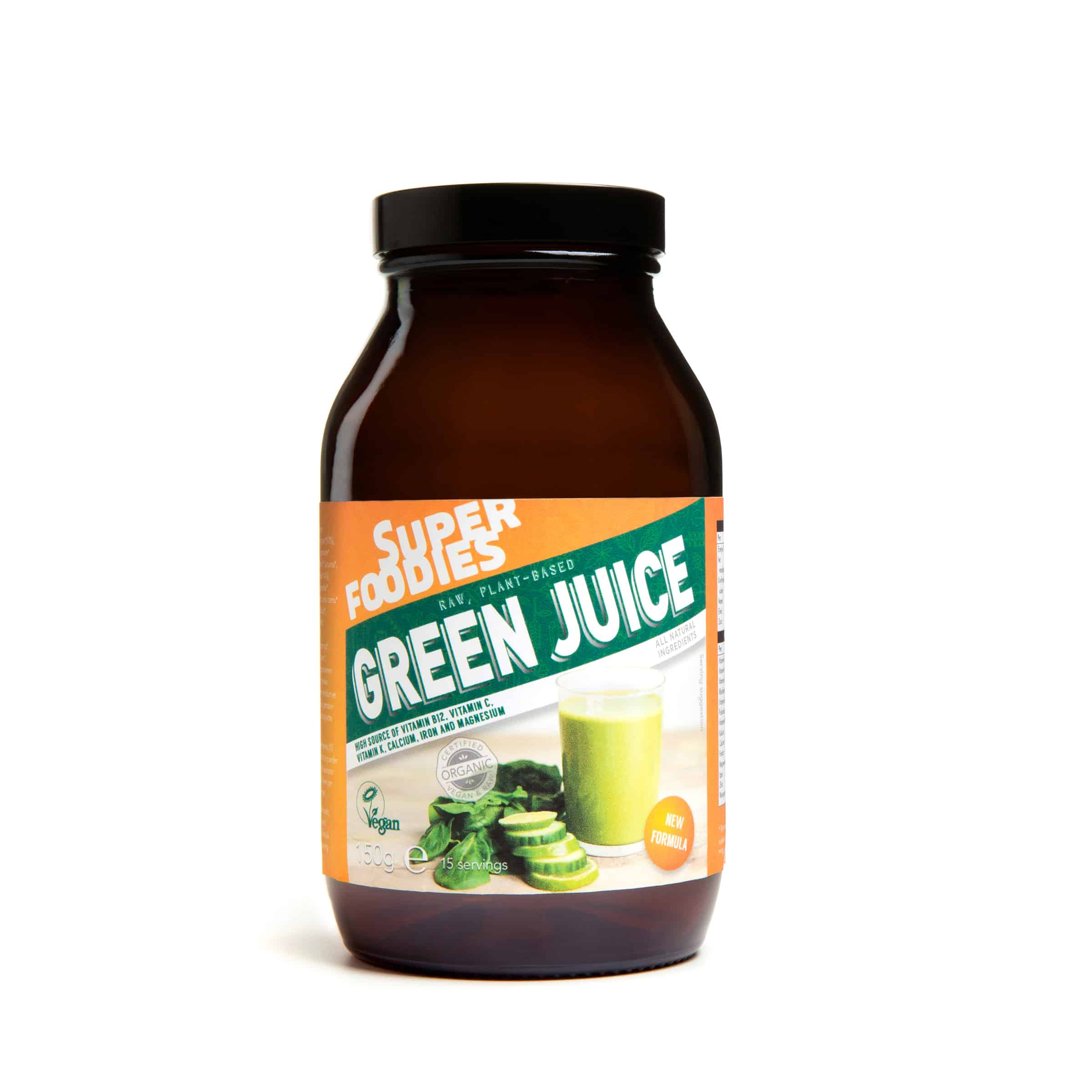 green juice - superfoodies
