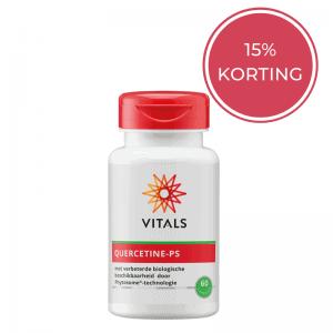 Vitals Quercetine supplement